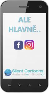 Telefon - Sociální media